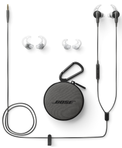 #2 of top 5 gadgets: Bose SportSound In-Ear Head-Set