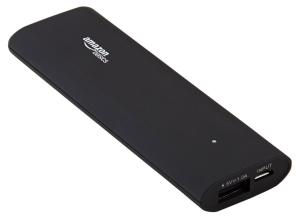 #4 of top 5 gadgets: Amazon Basic Battery Pack 3.000 mAh