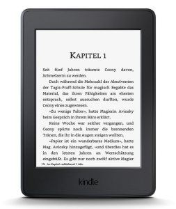 #5 of top 5 gadgets: Kindle Paperwhite