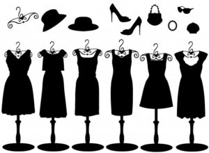 Packing Mistakes for digital nomads — Black Dresses