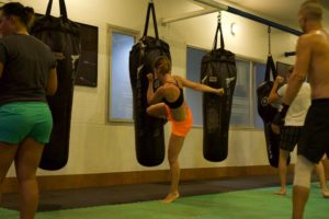 Morning Routine - Muay Thai