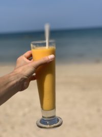 Mango Shake - Last night on Koh Lanta