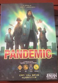 Pandemic - big decision