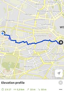 Walk home-office